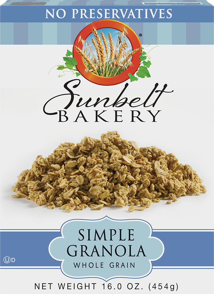 Simple Granola® Whole Grain Granola